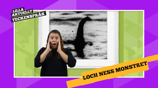 Vi förklarar! : Loch Ness-monstret