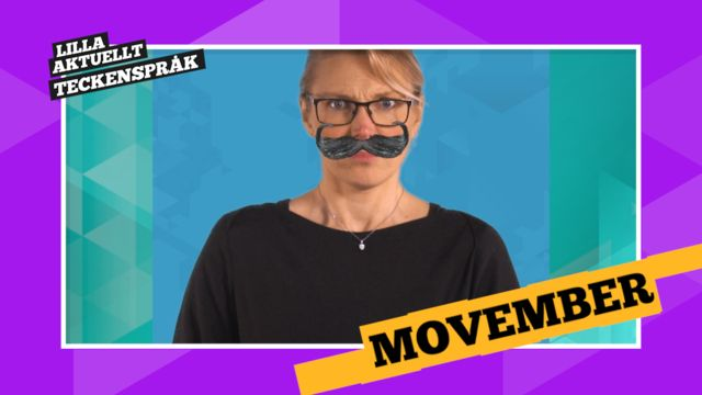 Vi förklarar! : Movember