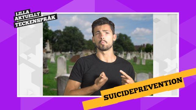 Vi förklarar! : Suicidpreventiva dagen