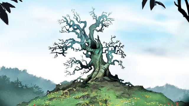 De rättslösa : Den döda almen