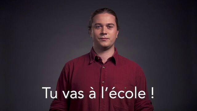 Uttala utan skam - franska : Att ställa frågor