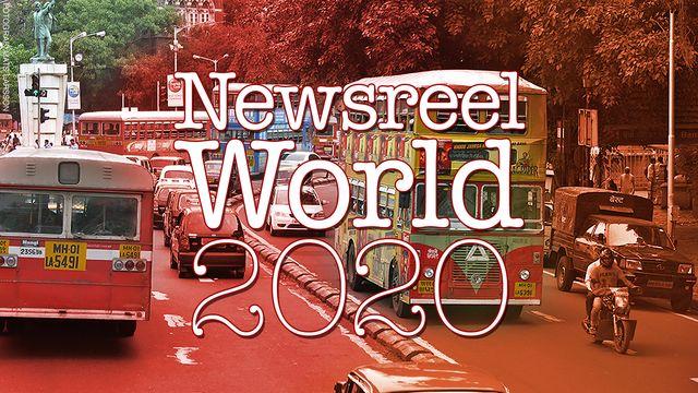 Newsreel World : 2020-03-14