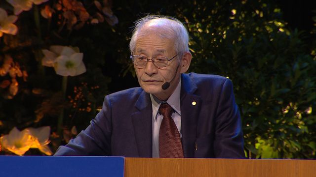 UR Samtiden - Nobelföreläsningar 2019 : Akira Yoshino, kemi