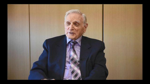 UR Samtiden - Nobelföreläsningar 2019 : John B. Goodenough, kemi