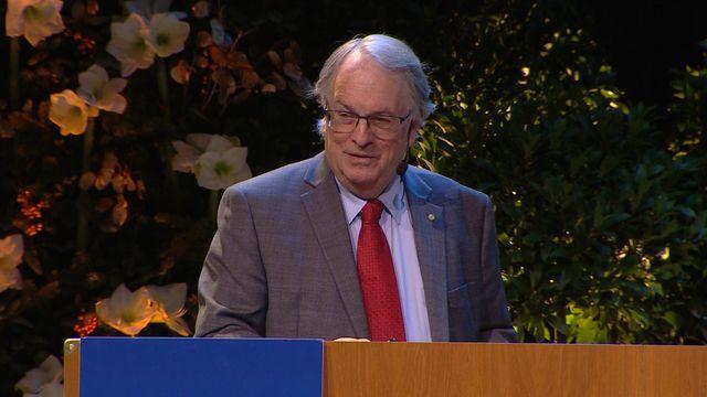UR Samtiden - Nobelföreläsningar 2019 : Stanley Whittingham, kemi