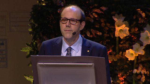 UR Samtiden - Nobelföreläsningar 2019 : Michael Kremer, ekonomi