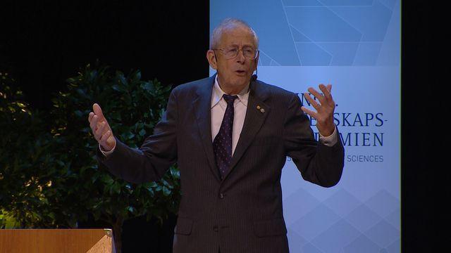 UR Samtiden - Nobelföreläsningar 2019 : James Peebles, fysik
