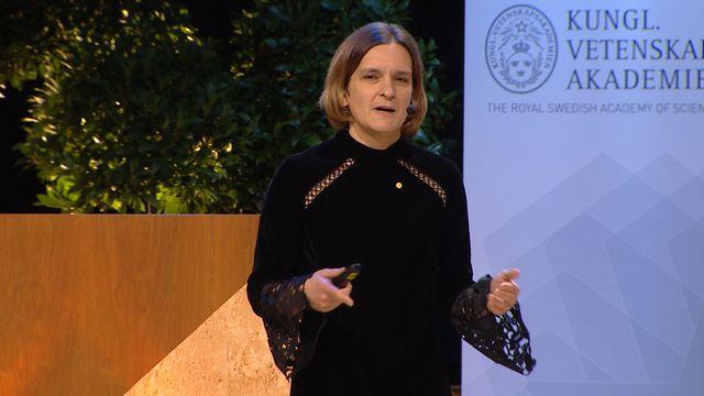 UR Samtiden - Nobelföreläsningar 2019 : Esther Duflo. ekonomi