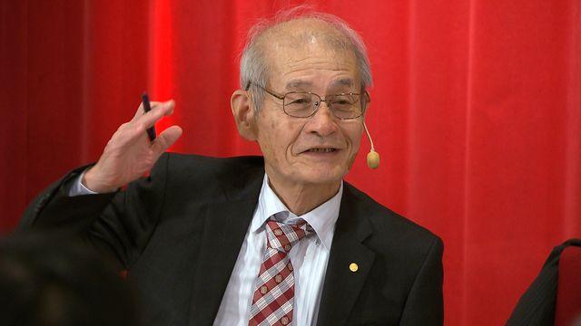 UR Samtiden - Nobel för gymnasister 2019 : Akira Yoshino - Nobelpristagare i kemi