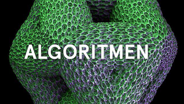 Algoritmen : Den första algoritmen