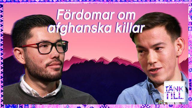 Tänk till talkshow : Asap Rocky och hat mot afghaner