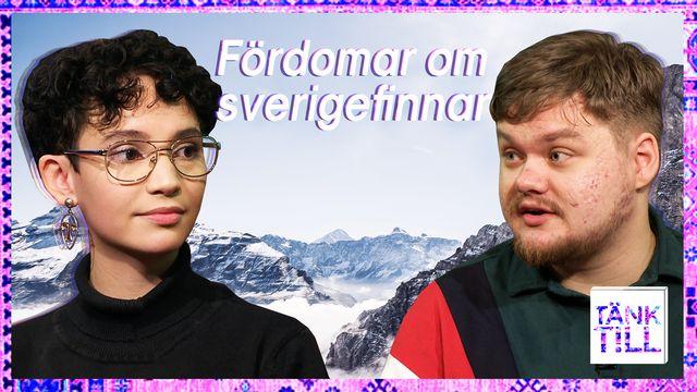 Tänk till talkshow : Sverigefinnar - 200 år av utanförskap