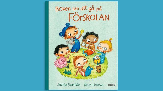 Småsagor - arabiska : Boken om att gå på förskolan
