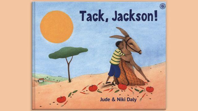 Småsagor - arabiska : Tack, Jackson!