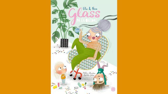 Småsagor - arabiska : Ella och Noa: Glass på en onsdag