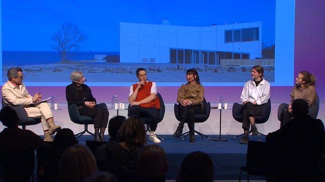 UR Samtiden - Stockholm Design & Architecture talks 2020 : Designsamtal om ung formgivning