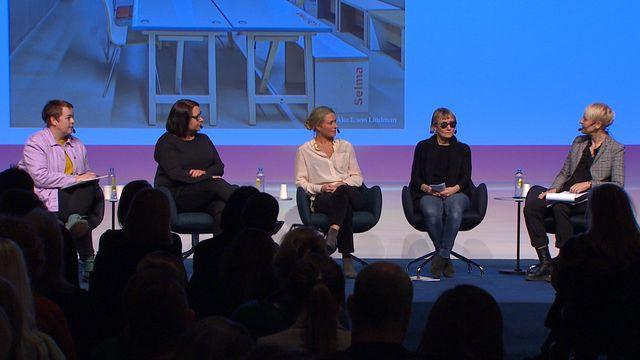 UR Samtiden - Stockholm Design & Architecture talks 2020 : Återbrukad inredningsarkitektur