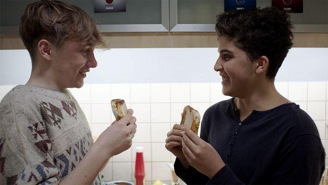 Skam Deutschland : Joints & sandwiches