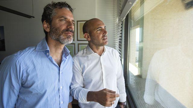 Lex Lapidus : Organiserad brottslighet i Israel