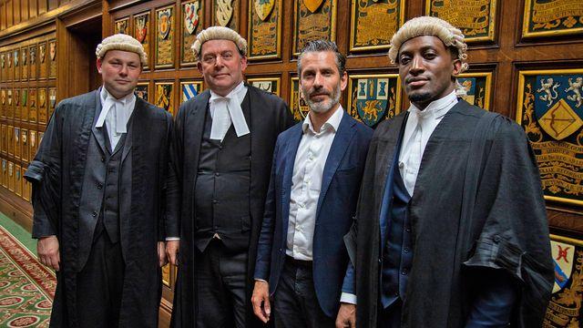 Lex Lapidus - teckenspråkstolkat : Det angloamerikanska rättssystemet