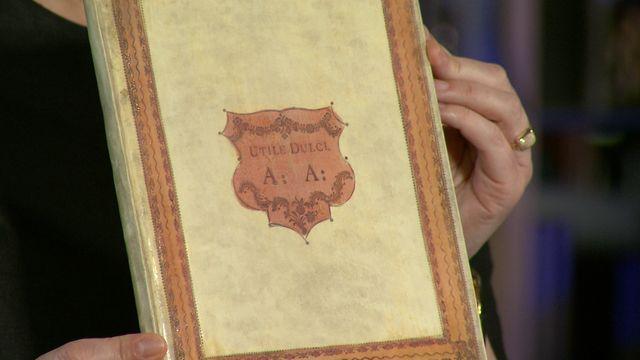 UR Samtiden - Musik- och teaterbibliotekets skatter : Utile Dulcis notsamling - ledtrådar till 1700-talets konsertliv