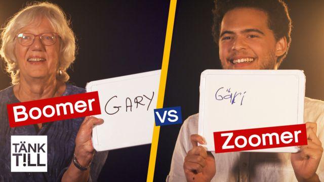 Tänk till - Boomers vs Zoomers